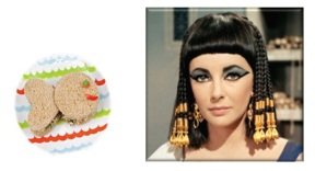 Cleopatra and the Tuna
