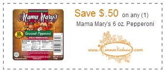 pepperoni coupon