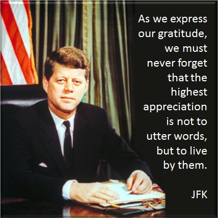 the biography of president john f kennedy