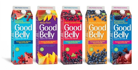 GoodBelly Probiotic Drinks