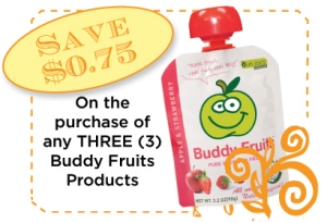 Buddy Fruits CommonKindness Coupon