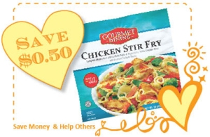 Gourmet Dining CommonKindness Coupon
