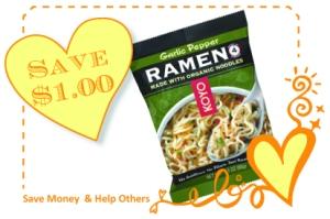 Koyo Ramen CommonKindness Coupon