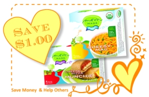 Mom Made Meals and Munchies CommonKindness Coupon