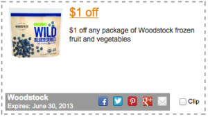Woodstock Coupon