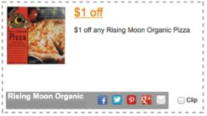 Rising Moon Organic Coupon