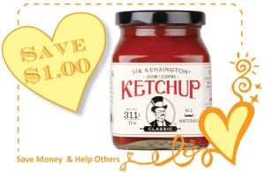 Sir Kensingtons CommonKindness Coupon