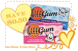 Glee Gum CommonKindness Coupon
