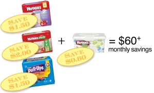 Huggies Bundle CommonKindness Coupon