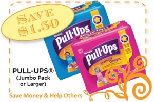 PullUps CommonKindness Coupon