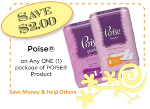 Poise Summer CommonKindness Coupon