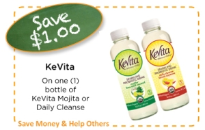 KeVita Mojita Back To School Coupon
