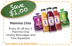 Mamma Chia Back To School Coupon