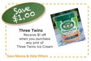 Three Twins Back To School CommonKindness Coupon