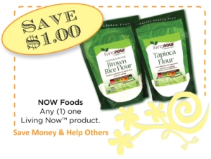 Living NOW CommonKindness Coupon