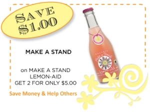 Make a Stand CommonKindness Coupon