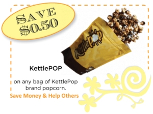 KettlePop CommonKindness Coupon