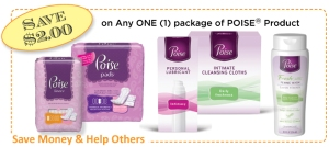 Poise Product Bundle CommonKindness Coupon