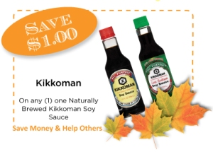 Kikkoman CommonKindness Coupon