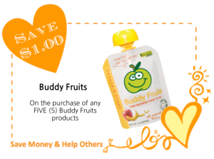 Buddy Fruits LoveWarmth CommonKindness coupon