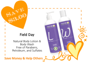 Field Day LoveWarmth CommoKindness Coupon
