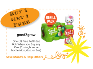 good2grow Springtacular CommonKindness coupon