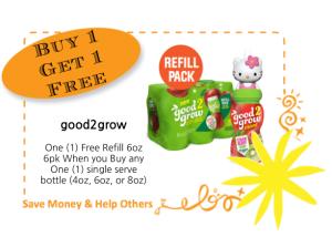good2grow Springtacular CommonKindness coupon