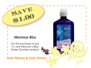 Mommys Bliss CommonKindness coupon 2