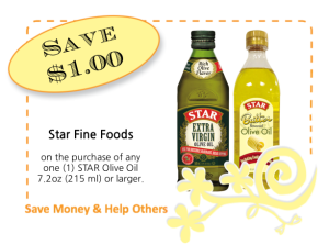 Star Fine Foods CommonKindness coupon