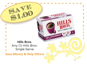 Hill Bros Coffee CommonKindness Coupon