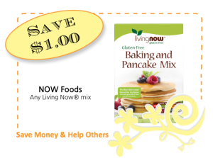 NOW Foods CommonKindness coupon
