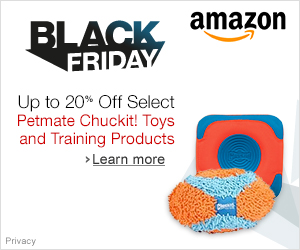 Amazon Black Friday Pet Deals