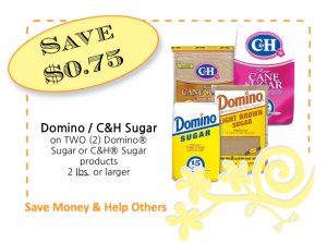 Domino : C&H Sugar CommonKindness coupon