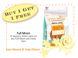 Full Moon CommonKindness coupon