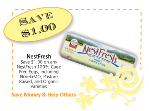 NestFresh CommonKindness coupon