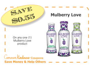 Mulberry Love CommonKindness coupon