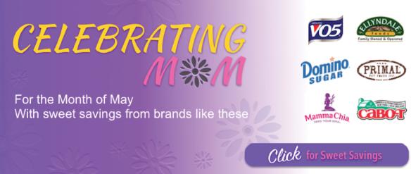 Celebrating Mom