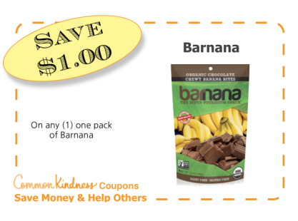 Barnana CommonKindness coupon