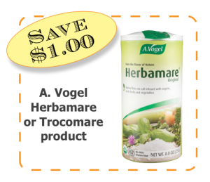 A. Vogel Non-GMO CommonKindness coupon