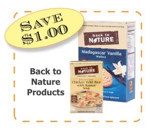 Back To Nature Non-GMO CommonKindness coupon