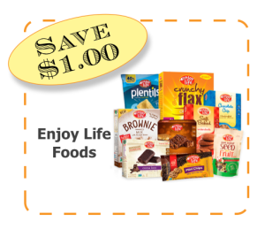 Enjoy Life Foods Non-GMO CommonKindness coupon
