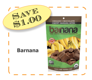 Barnana Non-GMO CommonKindness coupon