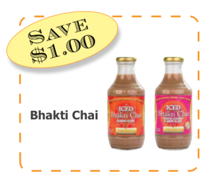 Bhakti Chia Non-GMO CommonKindness coupon