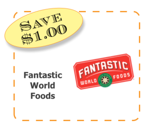 Fantastic World Foods Non-GMO CommonKindness coupon