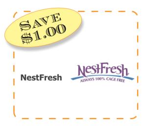 NestFresh Non-GMO CommonKindness coupon