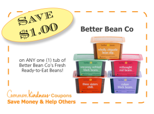 Better Bean Co CommonKindness coupon
