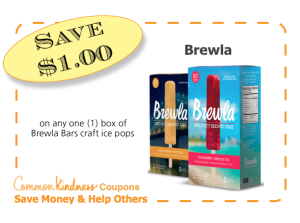 Brewla CommonKindness coupon