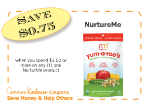 NurtureMe CommonKindness coupon