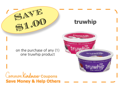 truwhip CommonKindness coupon