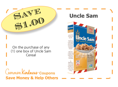 Uncle Sam CommonKindness coupon